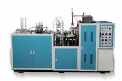 Open Cam Model High Speed Paper Cup Making Machine