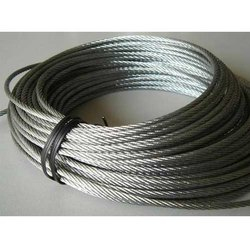 304 Grade SS Wire Rope