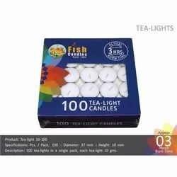 Tea Light 10-100