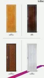 Sliding Polished Sintex PVC Door, For Office, Exterior
