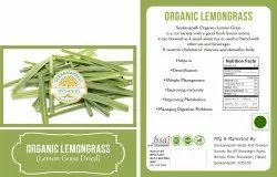 Seekanpalli Organic Lemongrass (Lemon Grass Dried) 500 G
