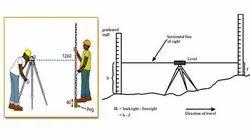 Land Leveling Survey