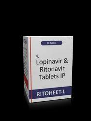 Ritoheet - L, Prescription, Treatment: Hiv & Antiretroviral