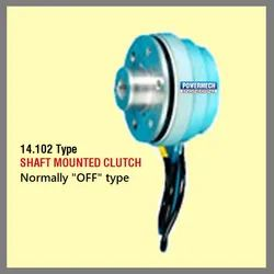 14.102 Type Shaft Mounted Electromagnetic Clutch