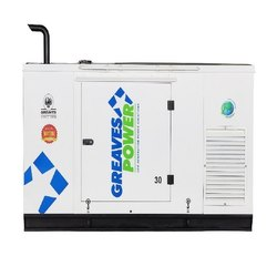 Greaves Power 30 KVA Silent Diesel Generators