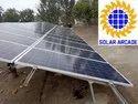 On Grid Polycrystalline Solar Plant