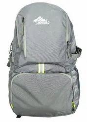Grey Tourist Bag