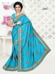 2667 Silk Saree
