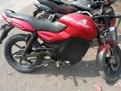 Conversation Of Old Petrol Bike In To Electric Bike