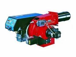 Dual Fuel Boiler Burner
