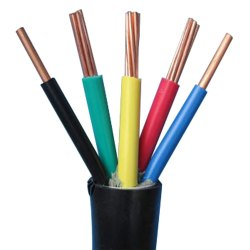 5 Core PVC Cables