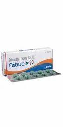 Febucip Febuxostat 80mg Tablet