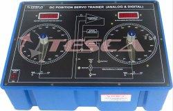 DC Position Servo Trainer (Analog & Digital)