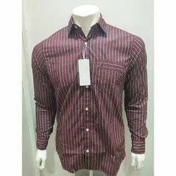 Cotton Casual Wear Men's Fancy Shirt