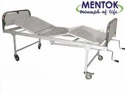 Automation Grade: Manual Hospital fowler Bed, Size/Dimension: 6 * 3 Feets
