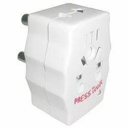 Press Fit International Multi Plug Adapter