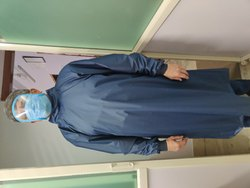 Plastic Surgical Gown
