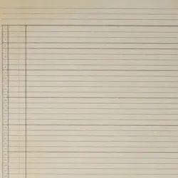 Ledger Paper