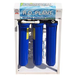 100 LPH Reverse Osmosis System