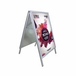 Foldable A Frame Stand