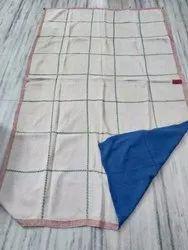 Block Design Vintage Kantha Quilt