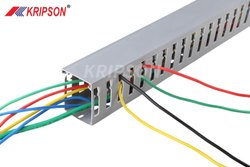 Wiring Duct (PVC Channel), For Electric Wires Installation