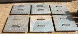 Galvanize Checker Plate