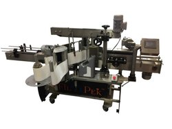 Automatic Two Side Labelling Machine