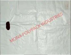 D Punch Normal D Cut Bags HDPE& PP WOVEN CARRY BAG, Capacity: 5kg