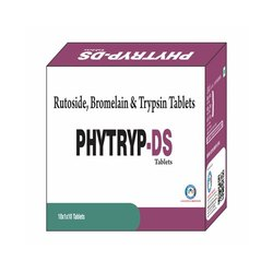 Rutoside Bromelain and Trypsin Tablets