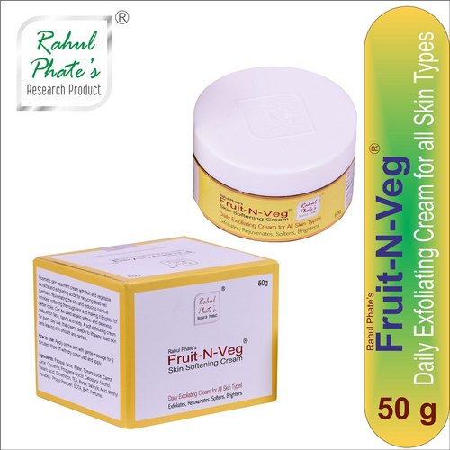 50 gm Fruit N Veg Skin Softening Cream