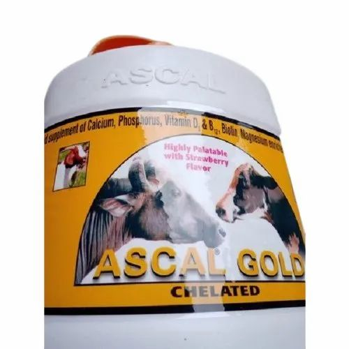Ascal Gold Chelated Packaging Size 25l Rs 3628 Can Manasa Veterinary Pharma Id 22452473933