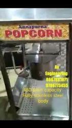 Gas Popcorn Machine(Annapurna)