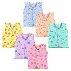 Girl Child Cotton Vest