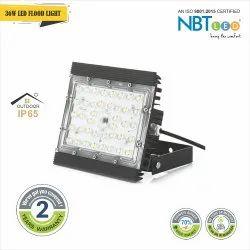 36W LED Flood Light Lens