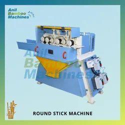 Industrial Bamboo Stick Making Machine