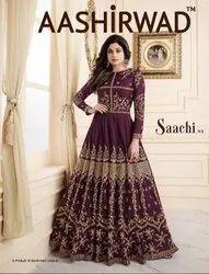 Aashirwad Saachi Gown