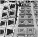 RCC Ventilation Grill Block