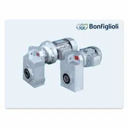 Bonfiglioli F Shaft Mounted Gearboxes And Gearmotors