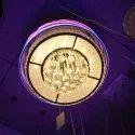 Decorative Round Bluetooth Chandeliers