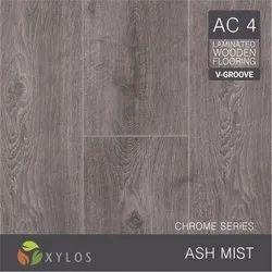 Ash Mist Laminate Wooden Flooring