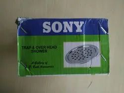 Trap Over Head Shower