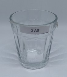 3AS Drinking Glass