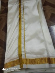 Wedding Silk Dhoti