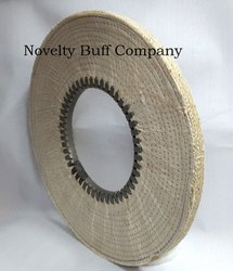Bias Cut Sisal Disc