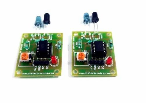 Sensor Infrared (ir) Proximity/obstacle Detecting/line Following Sensor  Module For Arduino
