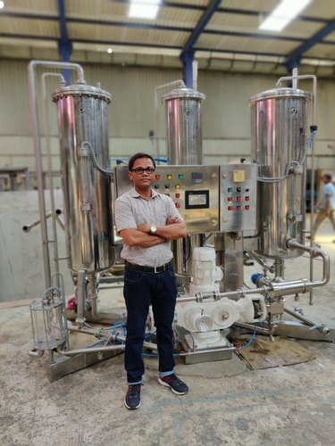 Fully Automatic Carbonated Drink Making Plant