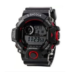 ARB Round Mens S Shcock Wrist Watch