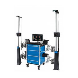 Geoliner 790 AC400 Quick Wheel Alignment Machine
