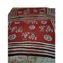 Cotton Boutique Saree, Hand Made, 6.5 Meter